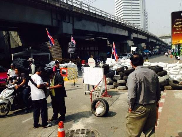 Militær kup i Thailand