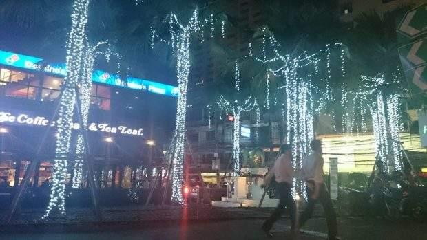 Jul i Thailand