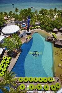 Gode hoteller i pattaya - Hard Rock Hotel