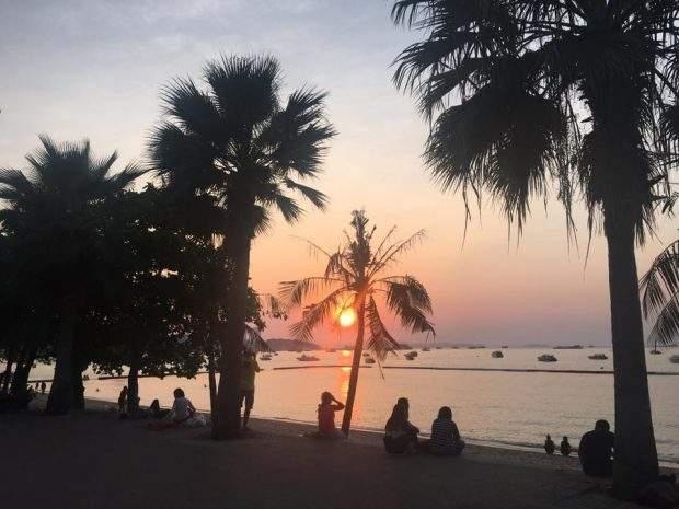 1 måned i Thailand